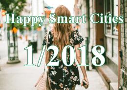 Happy Smart Cities 1/2018