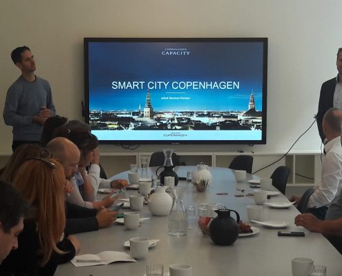 Letná škola Smart Cities 2018