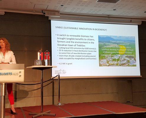 Nórsko ako zdroj inšpirácie pre slovenské inteligentné mestá